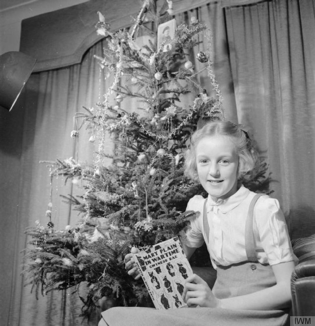 christmas during world war ii on the front line home front